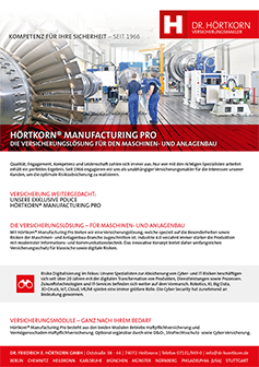 Hörtkorn® Manufacturing Pro